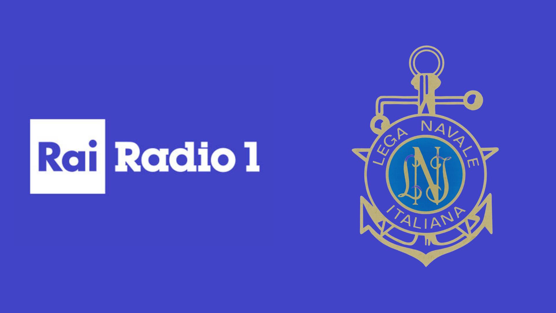 La Lega Navale Italiana su RAI Radio 1